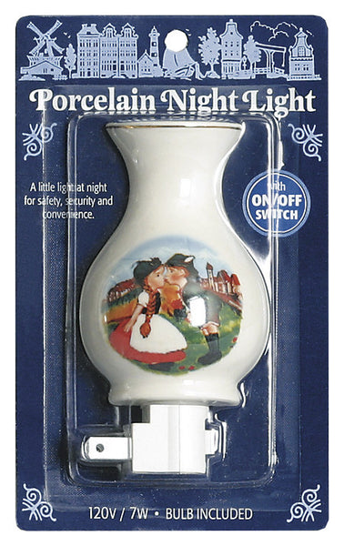 Dutch Gift Nightlight: German Kiss - DutchNovelties