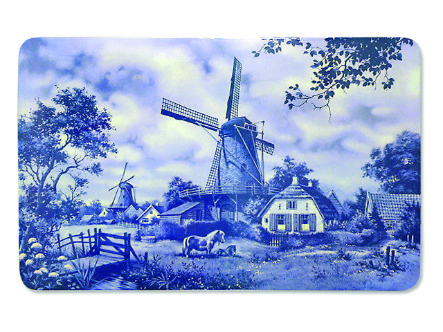 Dutch Placemats Windmill Amp Horse Dutchnovelties