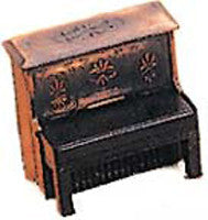 Antique Pencil Sharpener: Piano - DutchNovelties