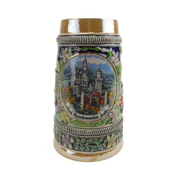 Ludwig's Ceramic Stein without Lid - DutchNovelties  - 4