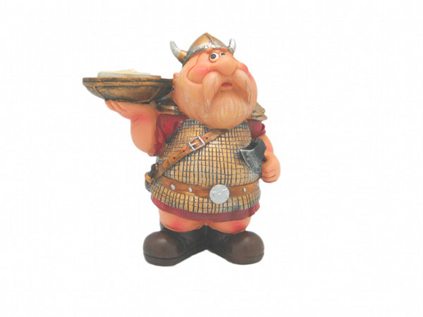 Viking  Candle Holder - DutchNovelties  - 1