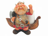 Viking Longship Salt and Pepper Set - DutchNovelties  - 1