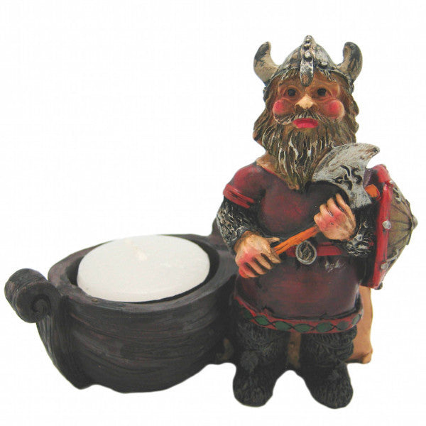 Norsk Viking Figurines Standing Viking - DutchNovelties