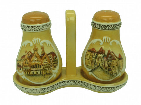 European Village Ceramic S&P Set - DutchNovelties  - 1
