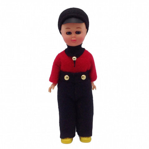 Dutch Doll Boy In Ethnic Dutch Costume - DutchNovelties