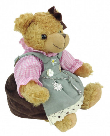 German Girl Teddy Bear - DutchNovelties