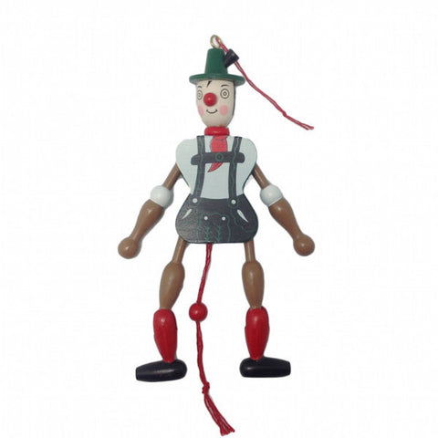 Jumping Jack Toy German Gift Boy - DutchNovelties  - 1