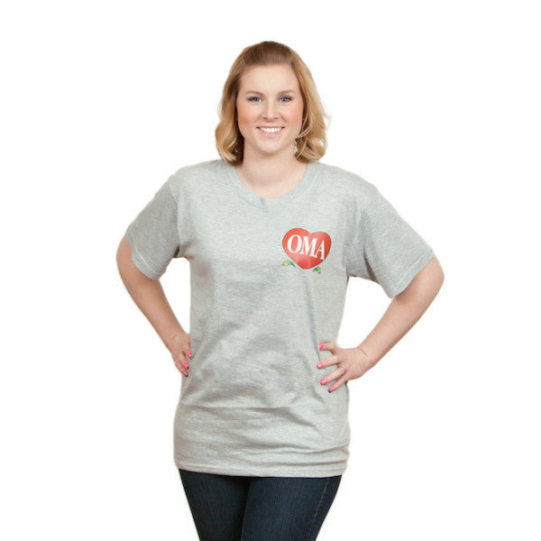 "Dutch T Shirt ""Oma Is The Greatest"" - DutchNovelties  - 2"