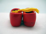 Dutch Wedding Wooden Shoe Party Favors Red/Flower - DutchNovelties  - 3