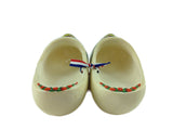 "Netherlands Shoe Clogs w/ Windmill and Tulips Design-7"" - DutchNovelties"