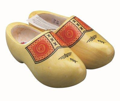 Dutch Shoes Clogs Farmer Design - DutchNovelties