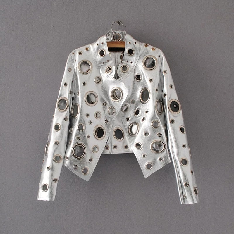 metal disc jacket