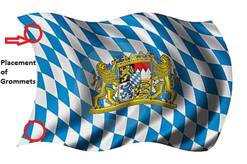 Oktoberfest Party Decoration Flags - ScandinavianGiftOutlet
