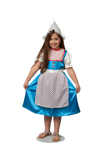 Dutch Girls Costume - ScandinavianGiftOutlet