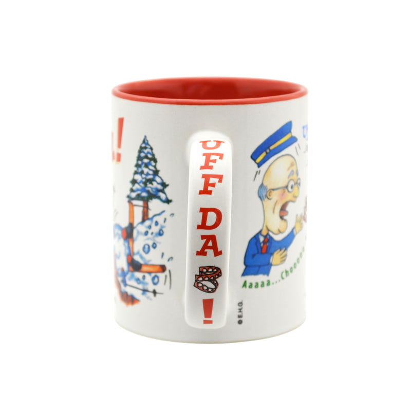Uff Da! Coffee Mug Funny Saying - ScandinavianGiftOutlet