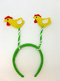 Oktoberfest Costume Chicken Dance Headband - ScandinavianGiftOutlet
