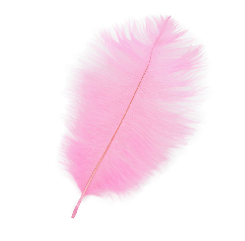 Pink Hat Feathers for Festival Hats - ScandinavianGiftOutlet