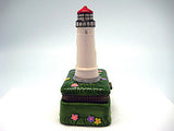 Jewelry Boxes Red Lighthouse - ScandinavianGiftOutlet  - 5