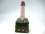 Jewelry Boxes Red Lighthouse - ScandinavianGiftOutlet  - 3