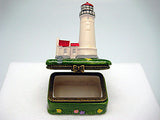Jewelry Boxes Red Lighthouse - ScandinavianGiftOutlet  - 2