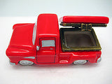 Jewelry Boxes Red Pickup Truck - ScandinavianGiftOutlet  - 2