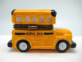 Jewelry Boxes Small School bus - ScandinavianGiftOutlet