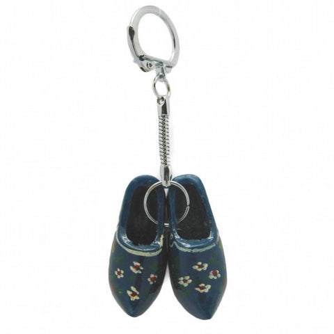 Danish Clogs Key Chain - ScandinavianGiftOutlet  - 1