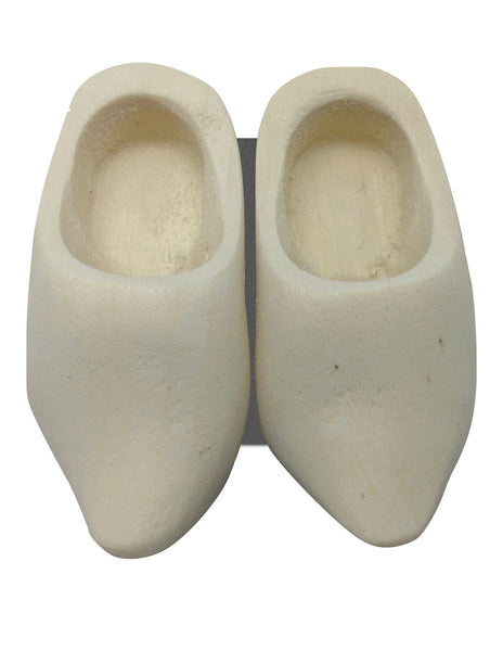Wooden Shoes Magnetic Gift Natural - ScandinavianGiftOutlet