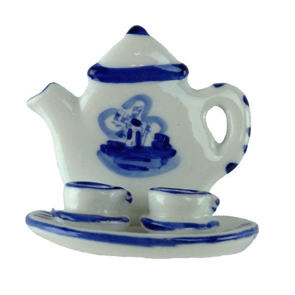 Tea Pot and Cup Magnetic Gift - ScandinavianGiftOutlet