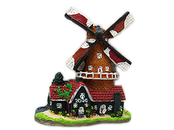 Dutch Gift Idea Novelty Magnet Windmill - ScandinavianGiftOutlet  - 1