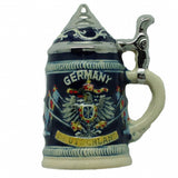 German Party Favor Stein Magnet German Eagle - ScandinavianGiftOutlet  - 1