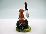 Miniature Dutch Windmill Collectible - ScandinavianGiftOutlet  - 4