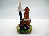 Miniature Dutch Windmill Collectible - ScandinavianGiftOutlet  - 2