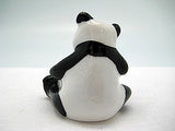 Miniature Musical Instrument Panda With Drum - ScandinavianGiftOutlet