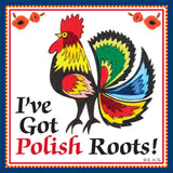 Magnetic Tile: Polish Roots - ScandinavianGiftOutlet  - 1