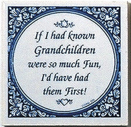 Magnetic Tiles Quotes: Grandchildren Much Fun - ScandinavianGiftOutlet  - 1