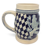 Bayern Coat of Arms Ceramic Beer Stein no/Lid - ScandinavianGiftOutlet  - 3
