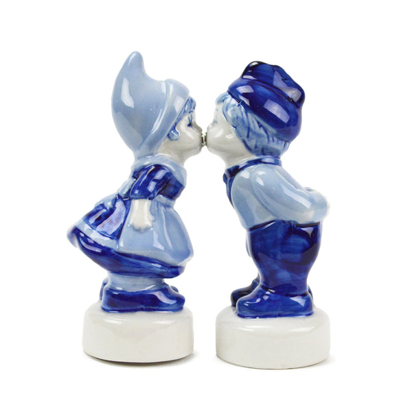 Delft Magnetic Salt and Pepper Shakers Dutch - ScandinavianGiftOutlet