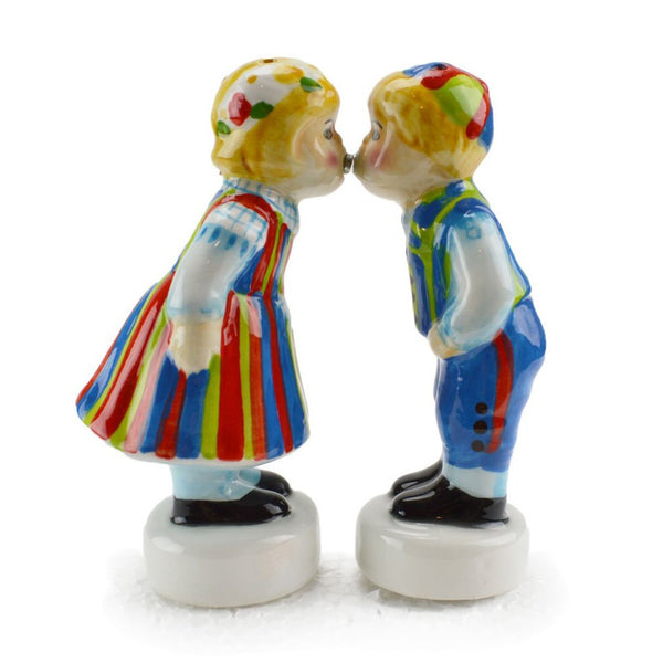 Collectible Magnetic Salt and Pepper Shakers Finnish - ScandinavianGiftOutlet