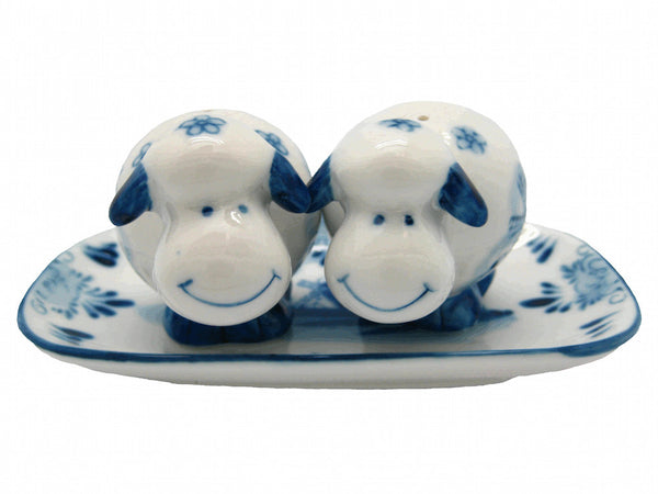 Unique Salt and Pepper Shakers Happy Sheep - ScandinavianGiftOutlet