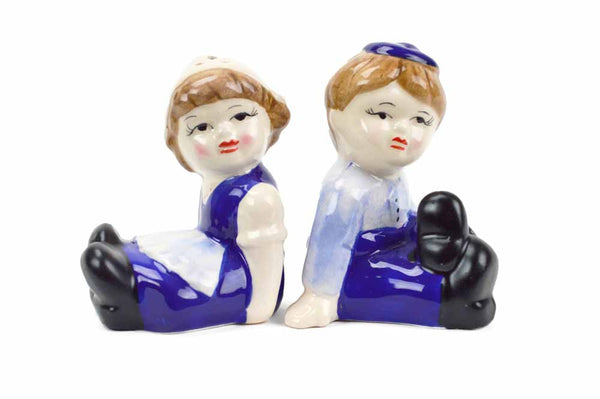 Vintage Salt and Pepper Sets Dutch - ScandinavianGiftOutlet  - 1