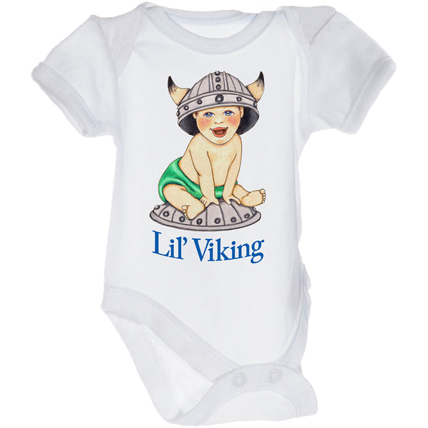 "Norwegian Snap suits ""Lil Viking"""