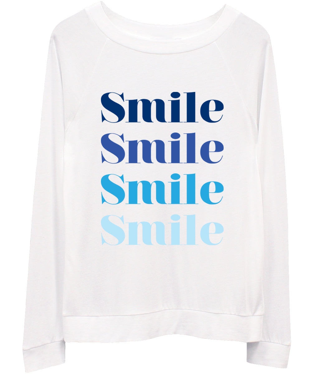 Candy - Long Sleeve Jersey  - Smile