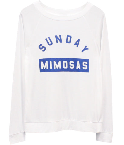 Candy - Long Sleeve Jersey  - Sunday Mimosas