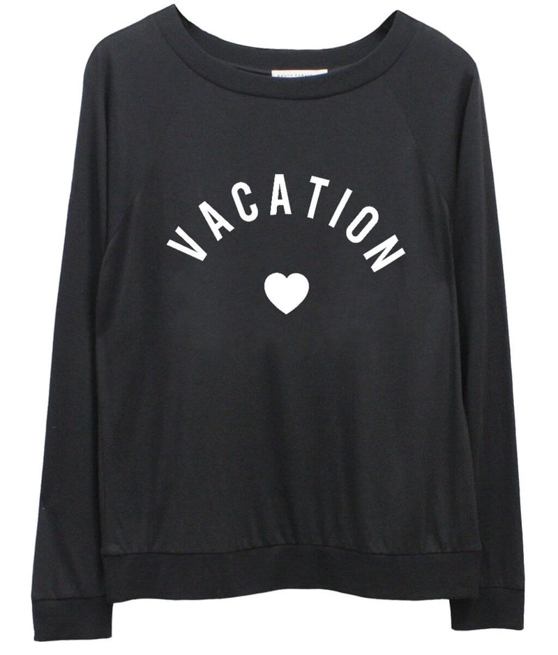 Candy - Long Sleeve Jersey  - Vacation - Black