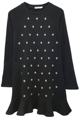 Milly - Sweatshirt Dress - Mini Stars