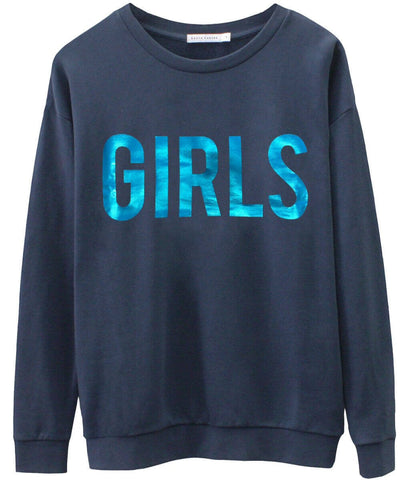 Alexa - Boyfriend Sweatshirt - Girls