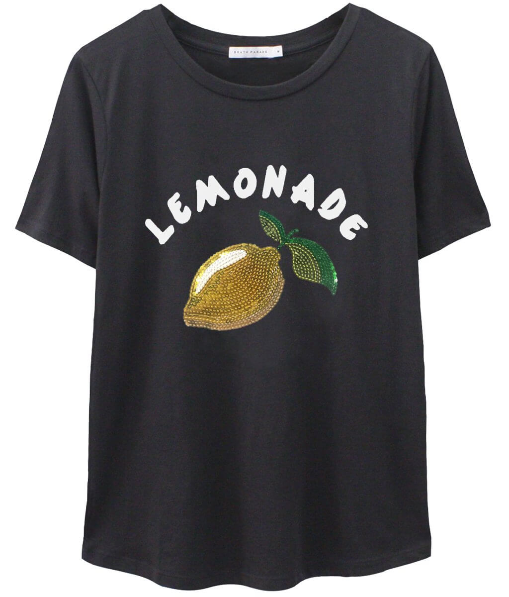 Lola - Loose Tee - Lemonade