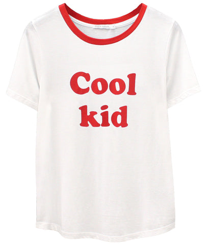 Lola - Loose Tee - Cool Kid
