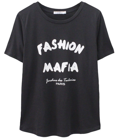 Lola - Loose Tee - Fashion Mafia